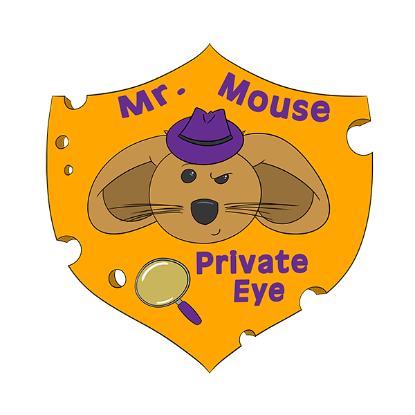 Mr Mouse Private Eye